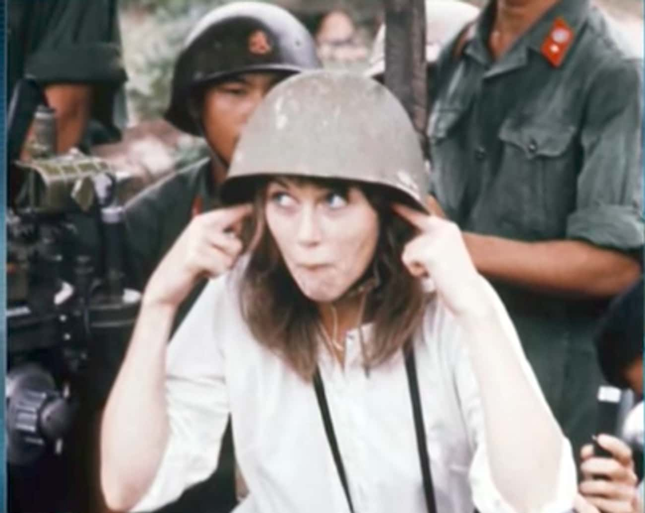 The Trip Was Meant To Be A 'Hu is listed (or ranked) 3 on the list When The FBI Went To War With Jane Fonda –And Won