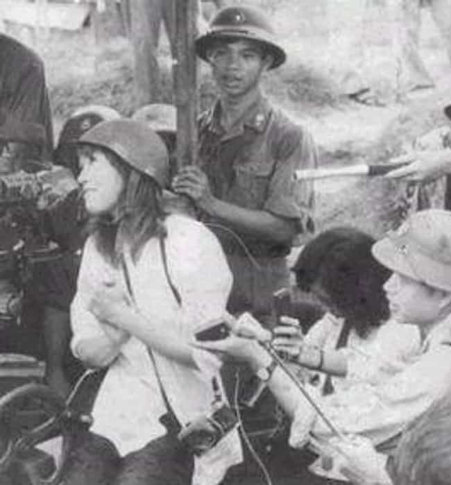 Although Many Of Fonda's Actio... is listed (or ranked) 4 on the list When The FBI Went To War With Jane Fonda –And Won
