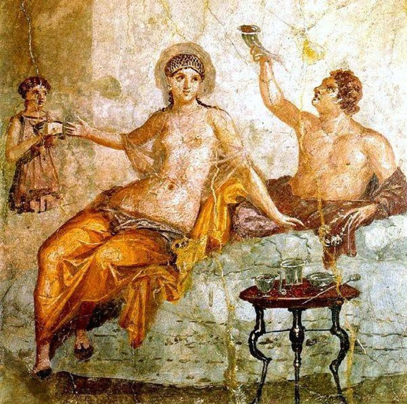 The Ancient Romans Suggested T is listed (or ranked) 3 on the list 15 Completely Bonkers Ways People Used To Try To Control The Gender Of Their Baby