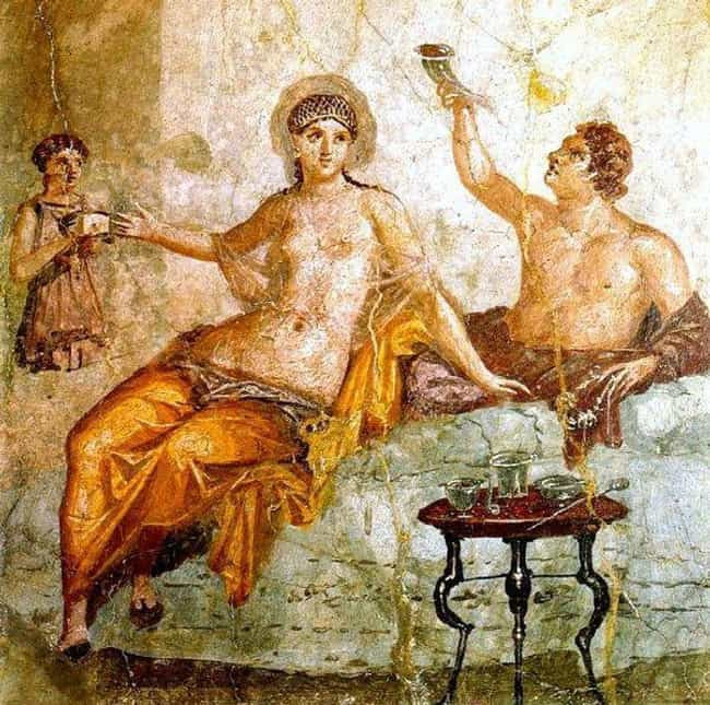 The Ancient Romans Suggested T... is listed (or ranked) 2 on the list 15 Completely Bonkers Ways People Used To Try To Control The Gender Of Their Baby