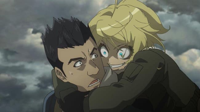 Saga Of Tanya The Evil Is Listed Or Ranked  On The List The