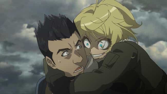 Saga Of Tanya The Evil is listed (or ranked) 4 on the list The 14 Best Anime Where The Main Character Is A Villain