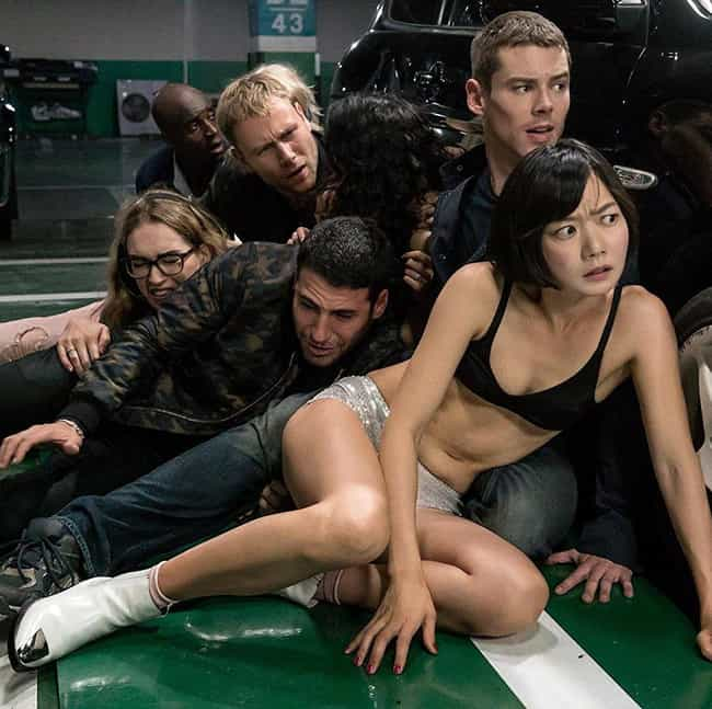 Sense8 Christmas Special Music.The Best Episodes Of Sense8