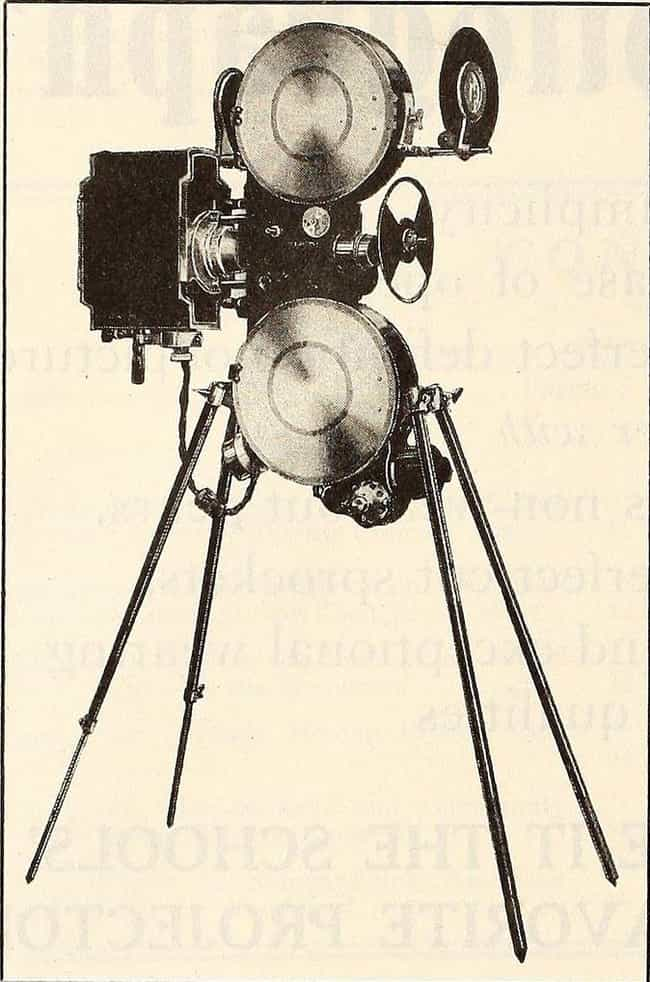 Movie Cameras Weren't So... is listed (or ranked) 2 on the list Here Are All The Things That Thomas Edison Didn't Actually Invent, But Took The Credit For Anyway