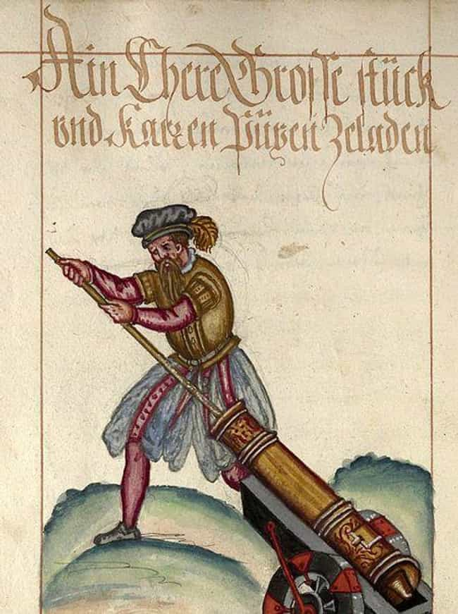 Franz Helm Was From Cologne At... is listed (or ranked) 1 on the list Why Are These 16th-Century Cats Wearing Jetpacks?