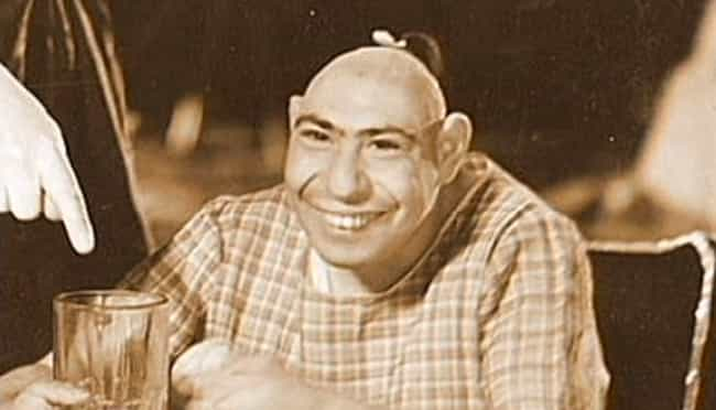 """He May Have Had A Sister... is listed (or ranked) 3 on the list All About Schlitzie, The """"Pinhead"""" You've Definitely Seen Before"""