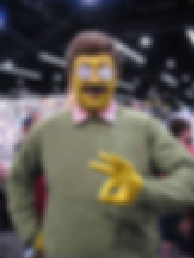 Looking At The Circle Means Yo... is listed (or ranked) 3 on the list These Ned Flanders Costumes Will Give You Endless Nightmares From Which There Is No Escape