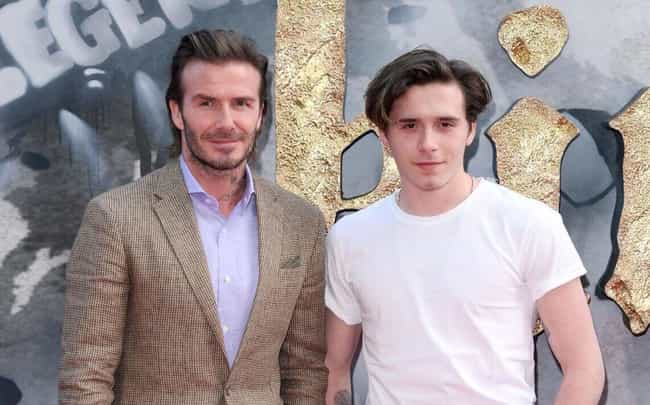 Brooklyn Beckham Realized Who ... is listed (or ranked) 4 on the list 13 Kids Of Celebrities Describe The Moment They Realized Their Parent Is Super Famous