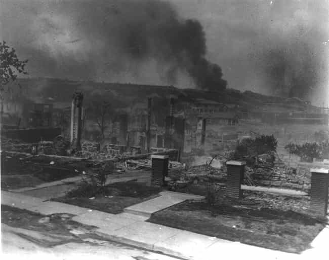 The Race Riot Was Triggered By... is listed (or ranked) 2 on the list In 1921, A Mob Destroyed America's Richest Black Neighborhood And Killed 300 Innocent People