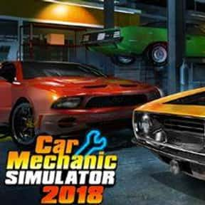 Car Mechanic Simulator 2018 is listed (or ranked) 1 on the list The 25+ Best PC Simulation Games On Steam