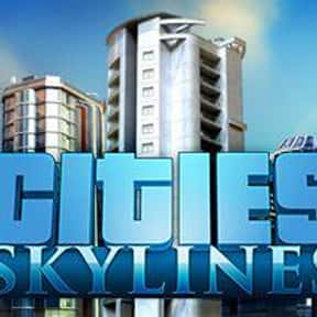 Cities: Skylines is listed (or ranked) 2 on the list The 25+ Best PC Simulation Games On Steam