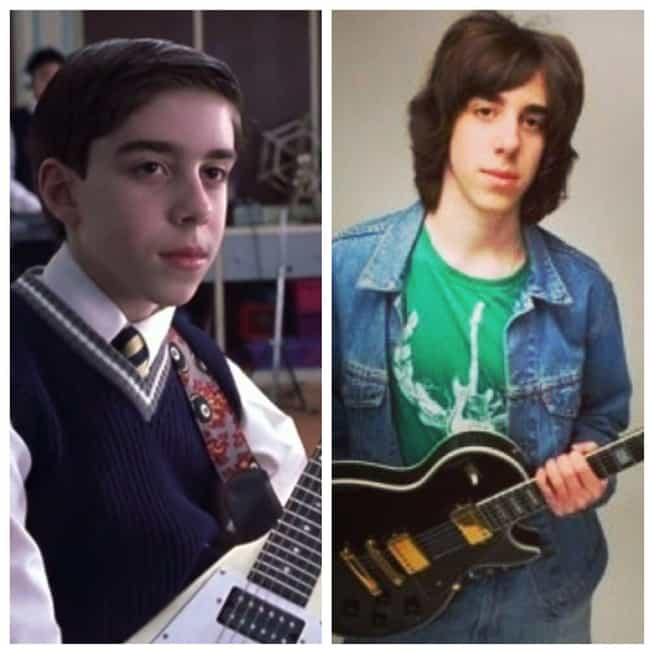 Joey Gaydos Jr. AKA Zack... is listed (or ranked) 2 on the list What Happened To All The Kids From School Of Rock