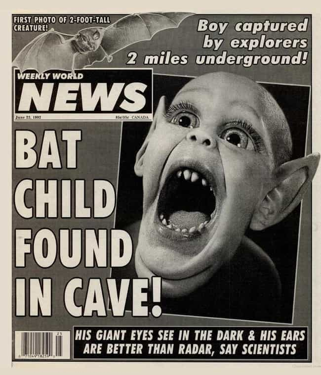 "Image result for infamous ""Bat Boy"""