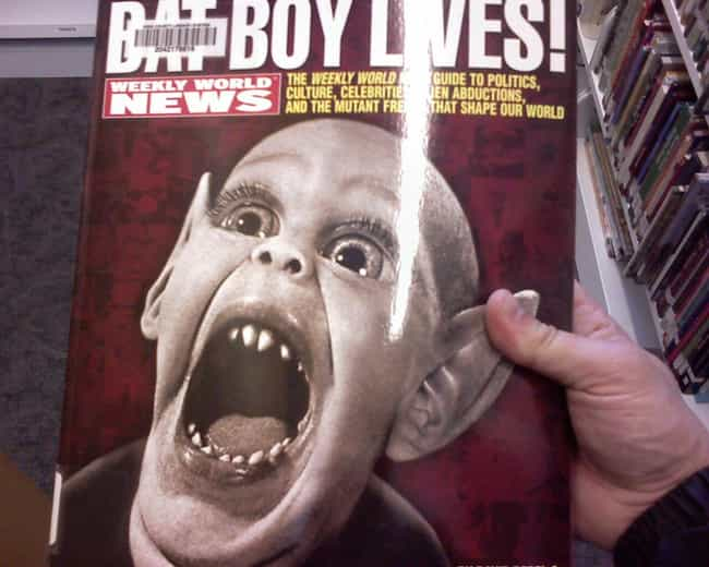 Scientist Dr. Ron Dillon... is listed (or ranked) 4 on the list The Strange And Twisted Tale Of Bat Boy, America's Most Infamous 'Real' Monster