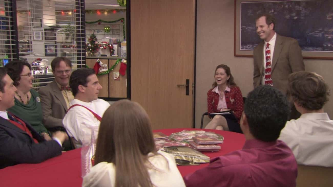 Toby Was On The Scranton Strangler Jury And Was Overly Eager To Break The Rules About Sharing Undisclosed Information