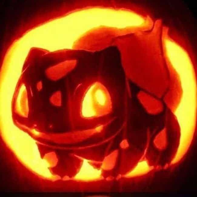Keep A Burn Heal Ready F... is listed (or ranked) 3 on the list 17 Awesomely Nerdy Pokémon Pumpkin Carvings You Can Totally Make At Home
