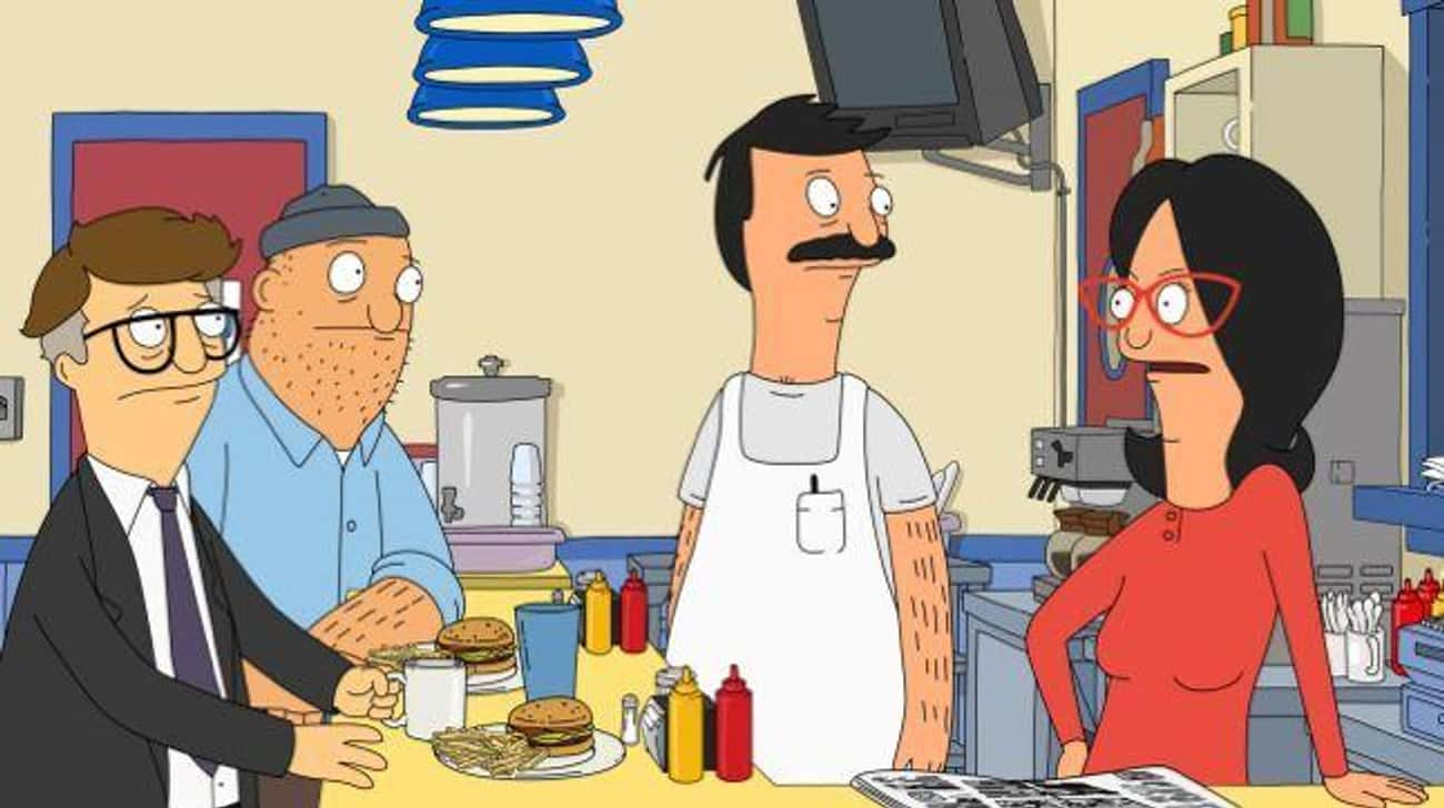 Determining The Number Of Cust is listed (or ranked) 3 on the list This Guy Figured Out Exactly How Much Bob's Burgers Actually Makes, And The Results Are Terrifying
