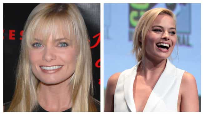 Jamie Pressly And Margot... is listed (or ranked) 1 on the list Celebs Who Always Get Mistaken For Each Other