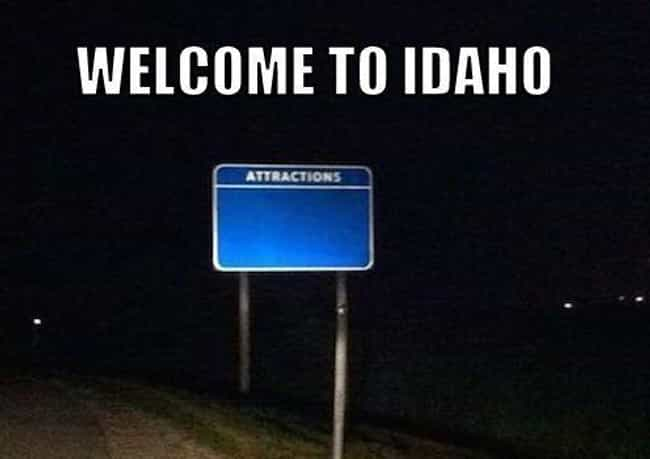 All The Fun Things To Do... is listed (or ranked) 4 on the list Hilarious Photos That Perfectly Describe Every American State