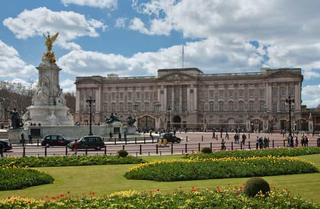 The Buckingham Palace Bombing is listed (or ranked) 3 on the list The Most Terrible And Mysterious Things That Have Happened On Friday The 13th