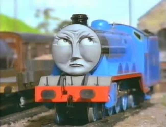 Sodor Might Represent Awdry's ... is listed (or ranked) 1 on the list The History Behind 'Thomas The Tank Engine' Is Actually Really Dark