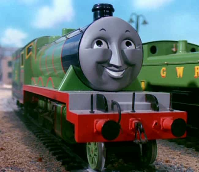 Sodor Operates Under Strict Ru... is listed (or ranked) 4 on the list The History Behind 'Thomas The Tank Engine' Is Actually Really Dark