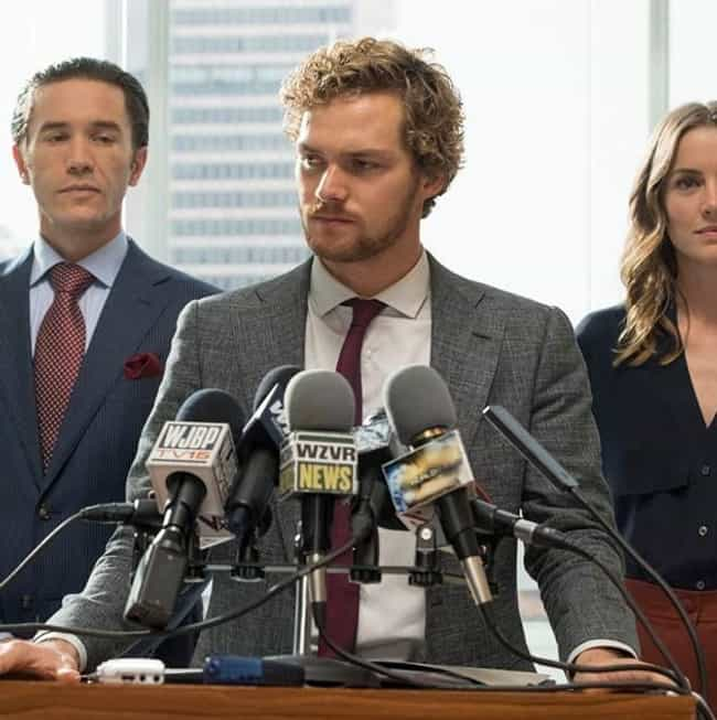 Eight Diagram Dragon Palm is listed (or ranked) 4 on the list The Best Episodes of Iron Fist