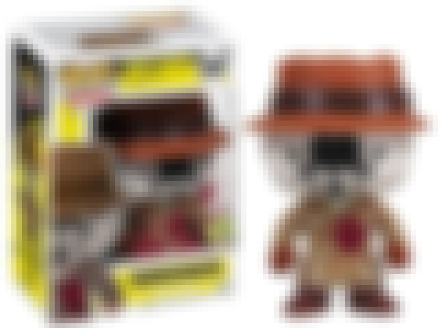 Bloody Rorschach is listed (or ranked) 4 on the list People Are Spending Absurd Amounts Of Money On The Rarest Funko Pops Of All Time