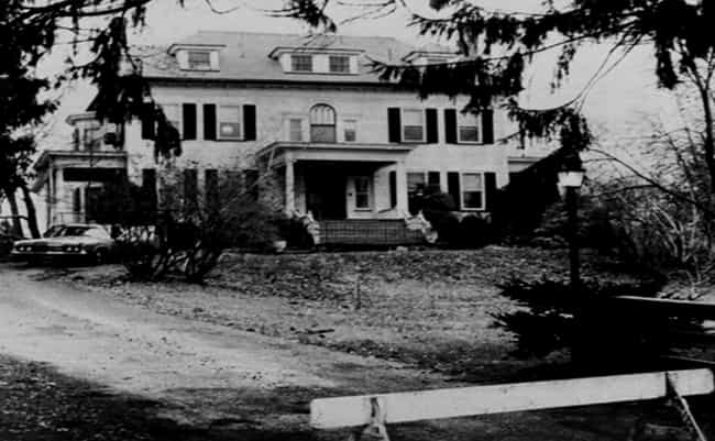 Someone Has Been Stalkin... is listed (or ranked) 2 on the list There Is Evidence This House In New Jersey Is Stalked By A Paranormal Entity Called 'The Watcher'