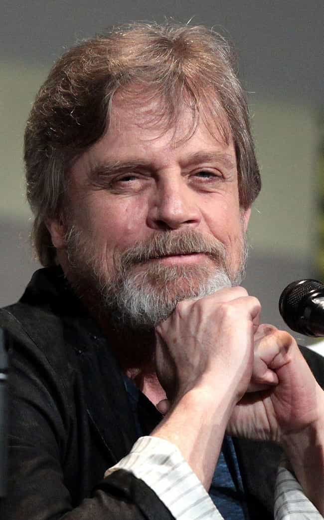 And He Privately Told Ha... is listed (or ranked) 3 on the list The Decades-Old Rumor About How Mark Hamill's Face Changed 'Empire Strikes Back'