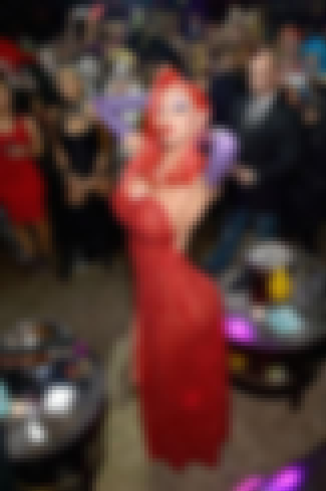 Jessica Rabbit (2015) is listed (or ranked) 1 on the list All Of Heidi Klum's Best Halloween Costumes Over The Years