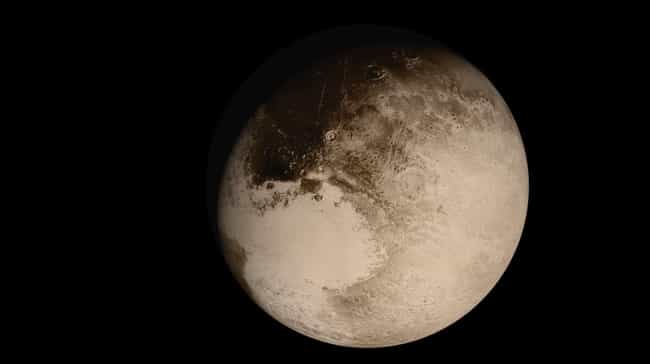 Russia And Pluto Are Abo... is listed (or ranked) 4 on the list Facts That Sound Fake, But Are 100% True