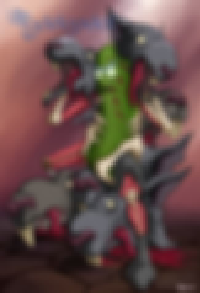 Pickle Rick Suits Up is listed (or ranked) 2 on the list Super Schwifty Pickle Rick Fan Art To Make You Forget All About Szechuan Sauce