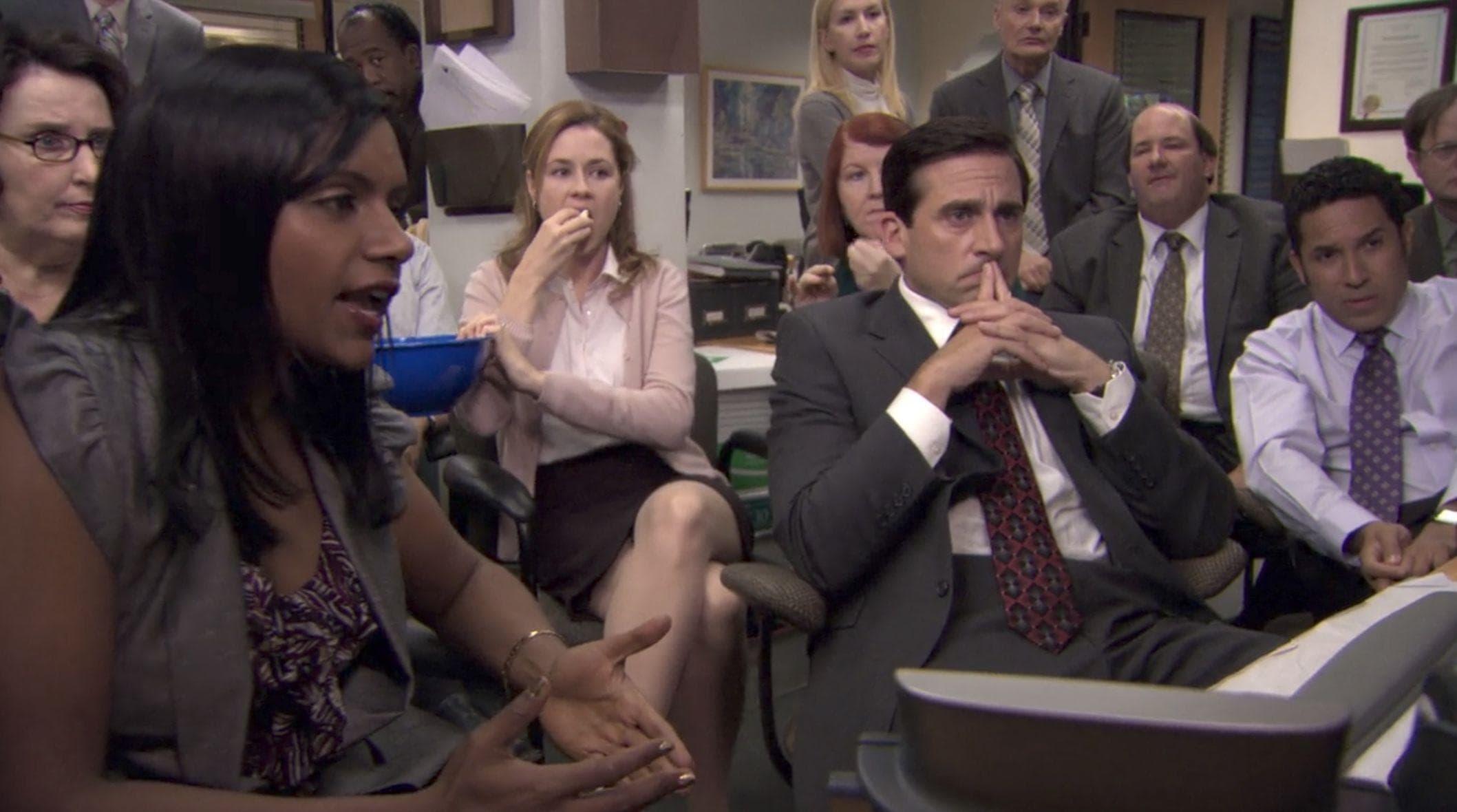 Random Evidence That Toby Is Real Scranton Strangler