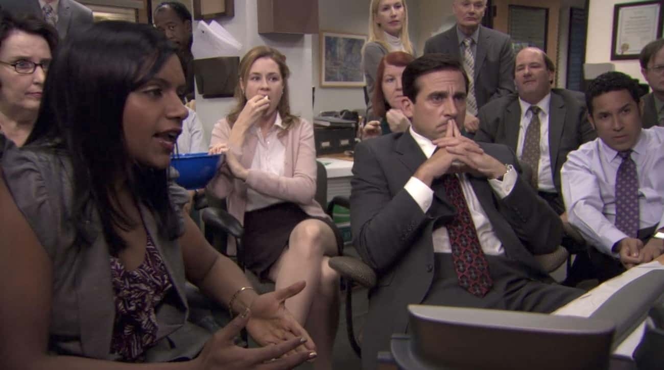 Where Was Toby During The Scra is listed (or ranked) 1 on the list There's An Alarming Amount Of Evidence That Toby Is The Real Scranton Strangler
