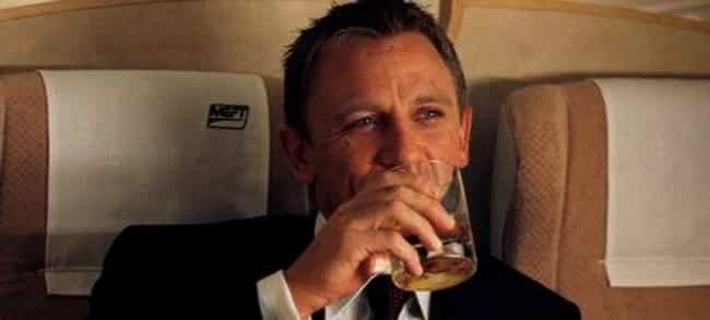 The Figures On How Much He Dri... is listed (or ranked) 1 on the list Some Concerned Doctors Figured Out Exactly How Much James Bond Drinks, And It Is Truly Staggering