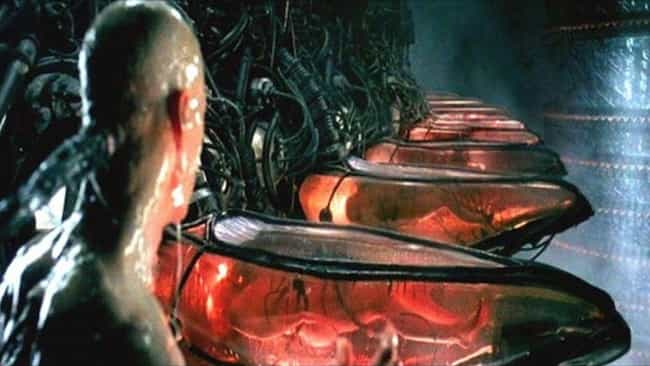 Unplugging From The Matrix Is ... is listed (or ranked) 1 on the list The Weird Satanic Themes Most People Missed In The Matrix
