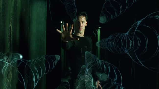 Neo Is The Anti-Christ is listed (or ranked) 3 on the list The Weird Satanic Themes Most People Missed In The Matrix