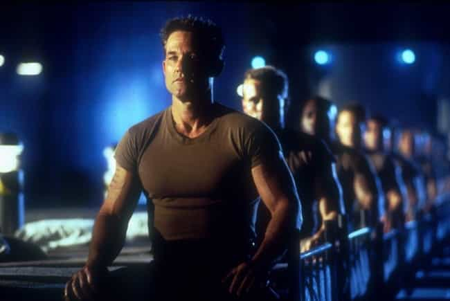The Main Character Barel... is listed (or ranked) 1 on the list Blade Runner Already Had A Sequel, And It Was The Trashiest Movie Of 1998