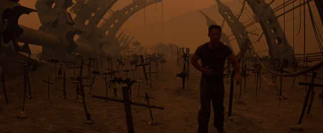 The Main Setting Is A Junkyard... is listed (or ranked) 4 on the list Blade Runner Already Had A Sequel, And It Was The Trashiest Movie Of 1998