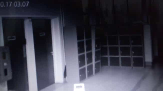 On October 1, 2017, Secu... is listed (or ranked) 1 on the list Everyone's Freaking Out Over This Creepy Footage Of A Ghost Caught On A School Security Camera