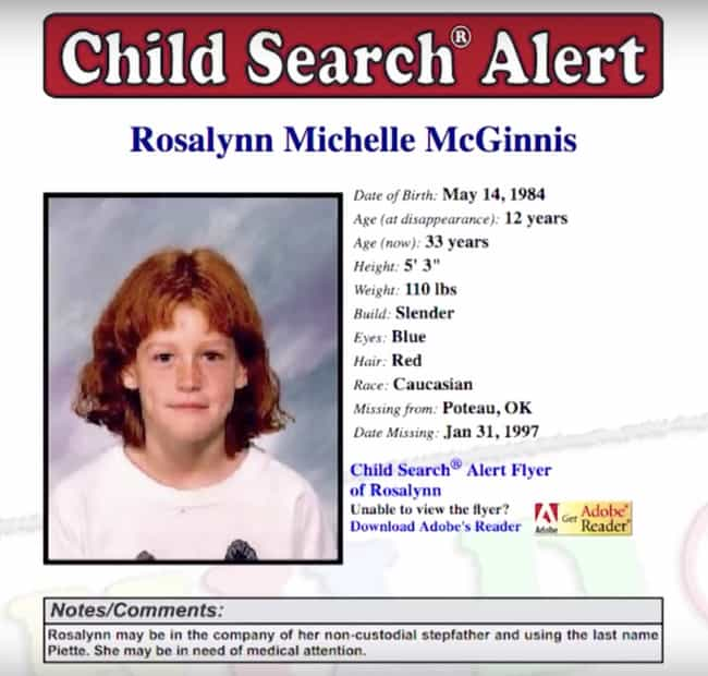 Rosalynn's Stepfather Ki... is listed (or ranked) 3 on the list After 19 Years Of Daily Assault, This Woman Escaped Her Stepfather With 8 Of Her Children