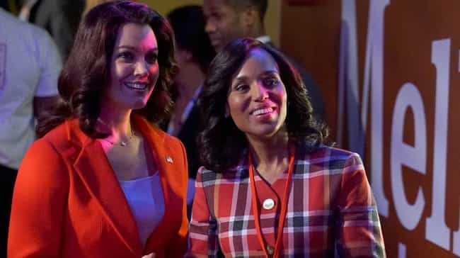 Season 5, 'That's My Gir... is listed (or ranked) 4 on the list Every Season Finale of Scandal, Ranked Best to Worst