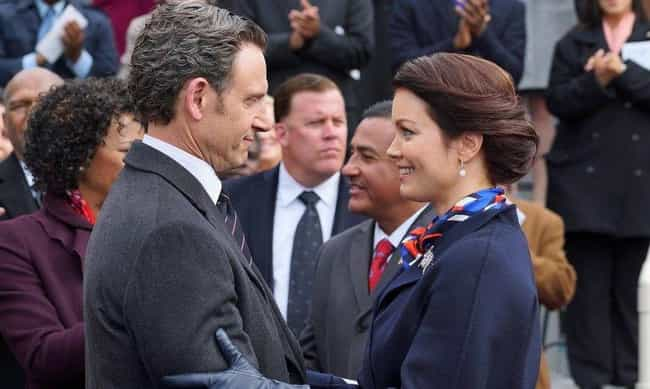 Season 6, 'Transfer of P... is listed (or ranked) 3 on the list Every Season Finale of Scandal, Ranked Best to Worst