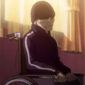 The General is listed (or ranked) 19 on the list The Best Anime Characters Who Use a Wheelchair