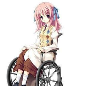 Colette Marais is listed (or ranked) 10 on the list The Best Anime Characters Who Use a Wheelchair