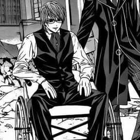 Hokuto Kaneshiro is listed (or ranked) 23 on the list The Best Anime Characters Who Use a Wheelchair