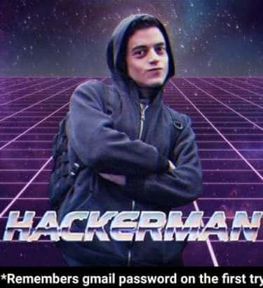 The Memory Of An Elephant is listed (or ranked) 2 on the list 'Mr. Robot' Has Inspired The Funniest Memes About Hacking On The Internet