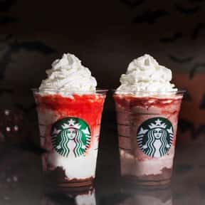 Vampire Frappuccino is listed (or ranked) 13 on the list Starbucks Secret Menu Items