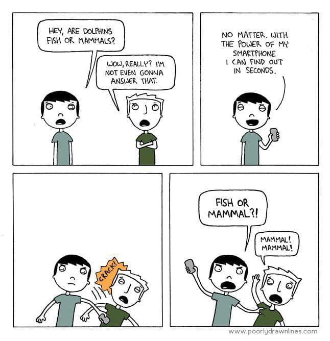 Random Poorly Drawn Comics With Surprisingly Hilarious Endings